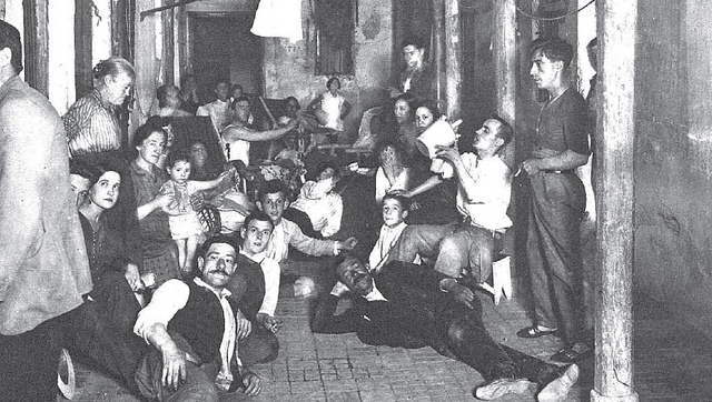 Verano en Madrid en 1928