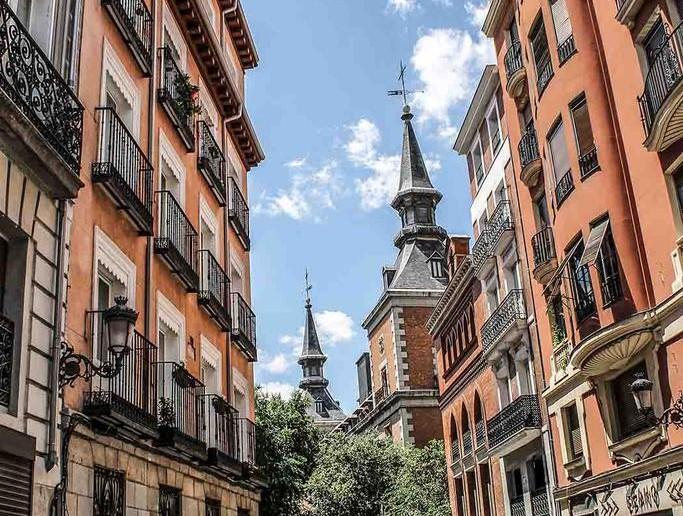 Calle Concepción Jerónima