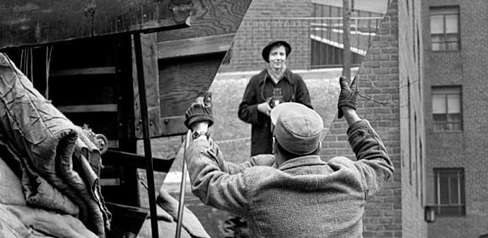 Vivian Maier en Fundación Canal: Fotografía en estado puro