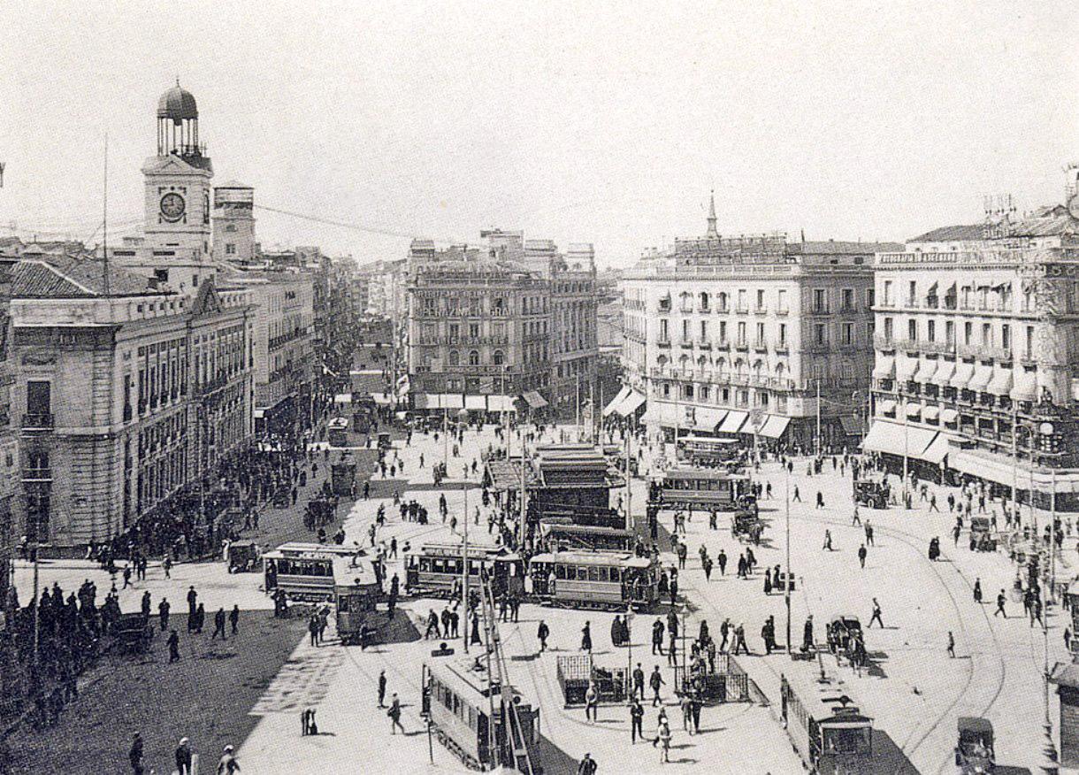 Puerta del Sol 1921