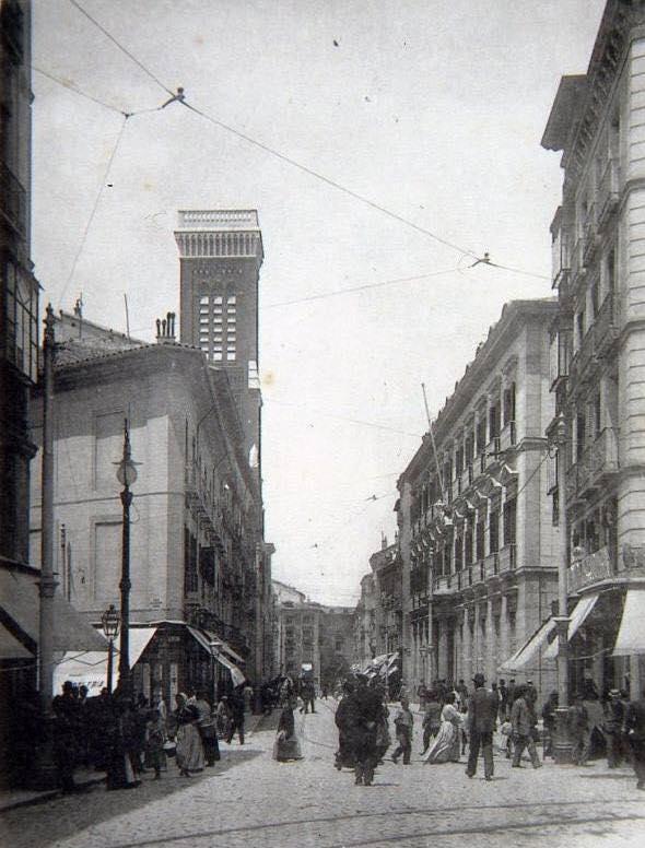 Calle Atocha, 1906