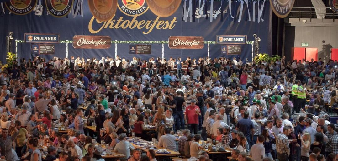 Oktoberfest en Madrid