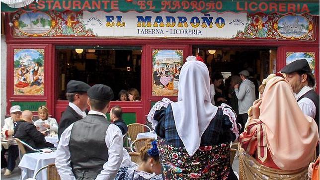 San Cayetano, San Lorenzo y La Paloma. Madrid