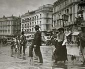 Fotos antiguas: La Puerta del Sol de 1905