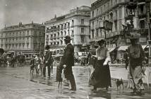 Puerta del Sol 1905, Madrid
