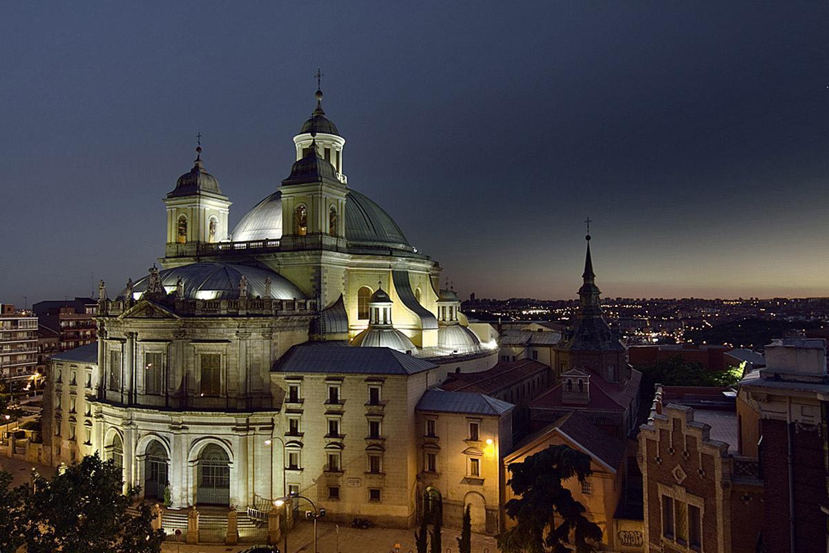 Basilica de San Francisco el Grande, Madrid