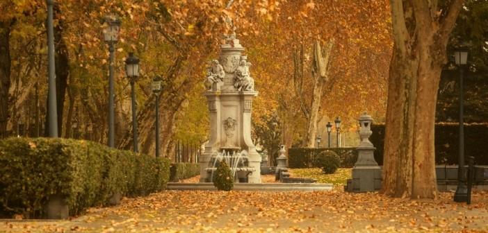 La postal de la semana: Otra vez otoño en Madrid