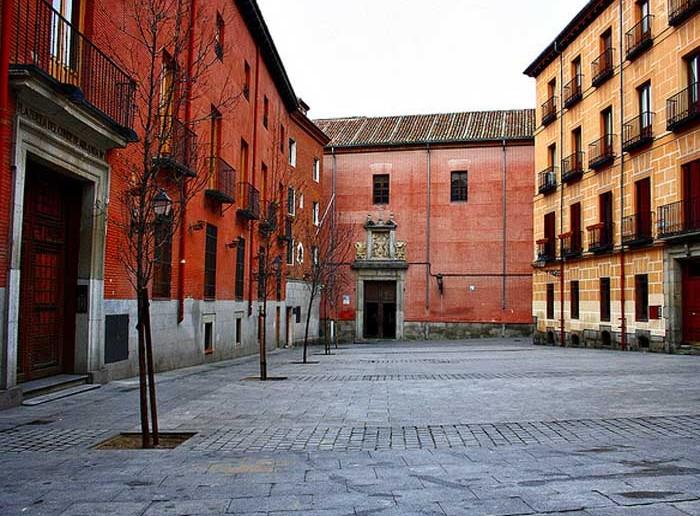 Plaza del Conde de Miranda, Madrid