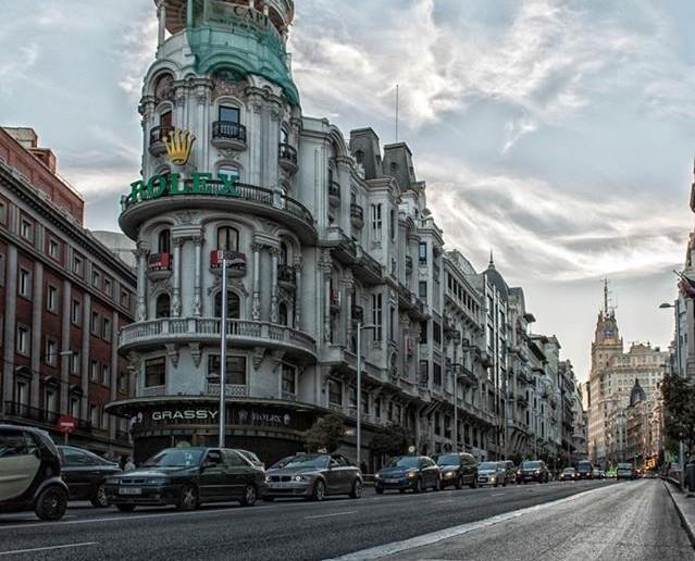 Edificio Grassy Madrid