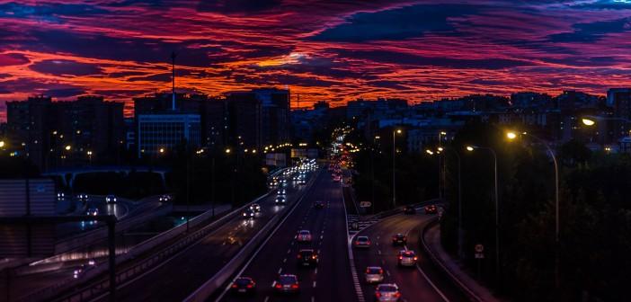 La postal de la semana: Un Madrid colérico