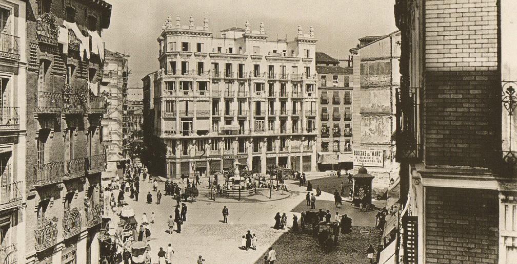 Fotos antigas la plaza de cascorro - Cascorro madrid rastro ...