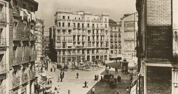 Plaza de Cascorro, Madrid