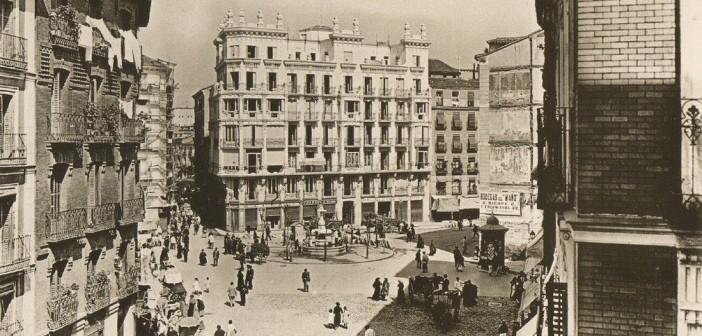 Fotos antigas: La Plaza de Cascorro