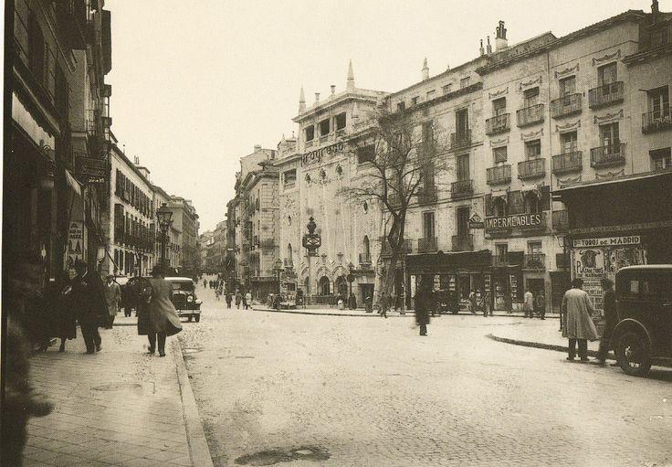 Plaza de Tirso de Molina, Madrid