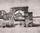Fotos antiguas: Cuando Madrid tenía puertas
