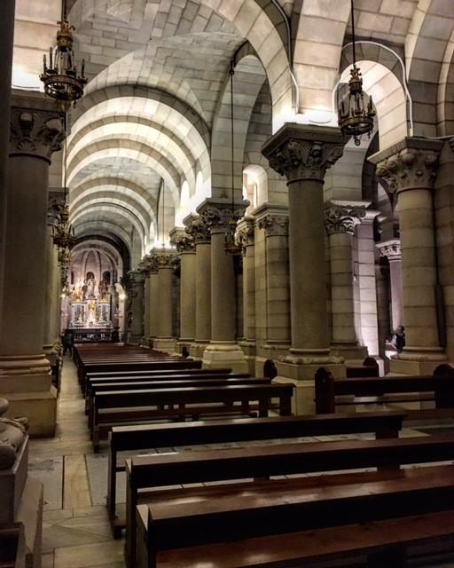 Cripta de la Almudena, Madrid