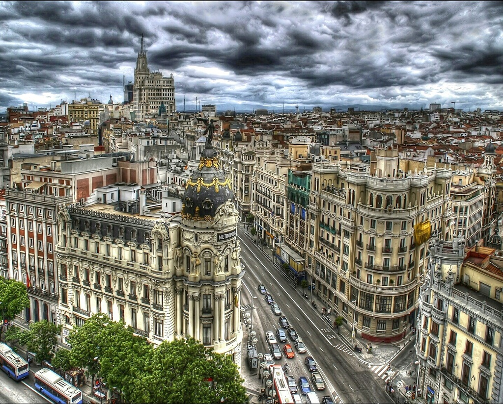 Miradas sobre Madrid