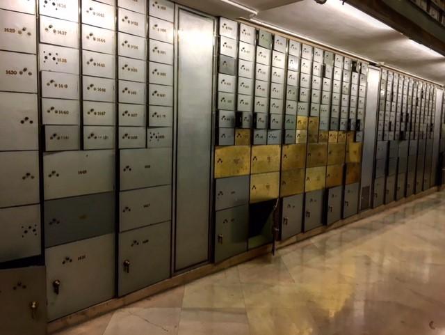 La Caja de las Letras, Madrid