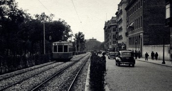 Paseo del Prado, 1949