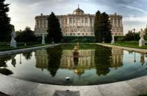 Palacio Real, Jardines de Sabatini