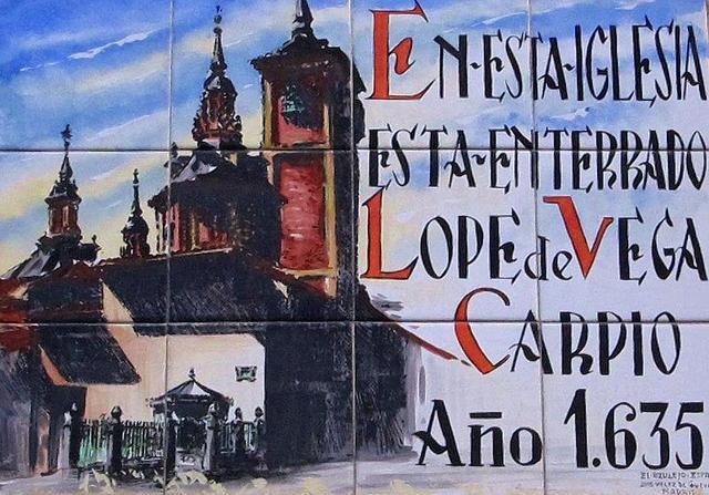 Lope de Vega Madrid