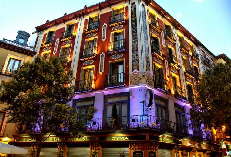 Posada del Peine, Madrid