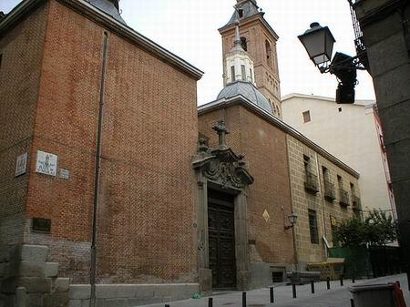 San Nicolás de los Servitas, Madrid