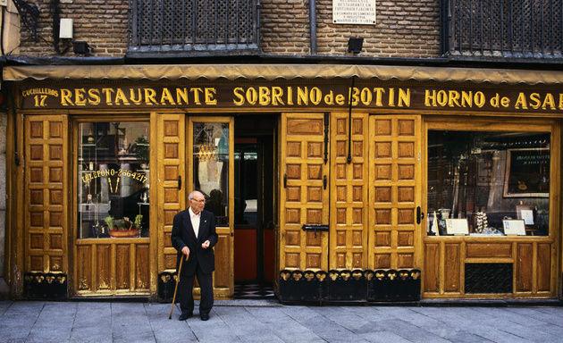 Sobrino de Botin, Madrid