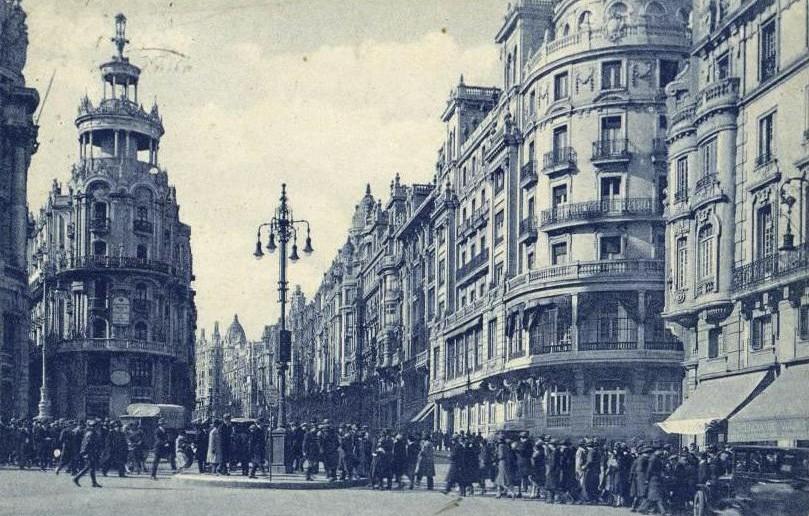 primer semáforo madrid