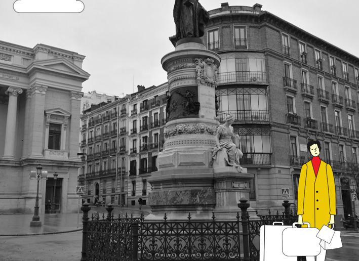 Keepiz, Madrid