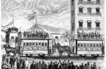 Primer tranvía de Madrid