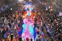 Cabalgata Reyes Magos en Madrid