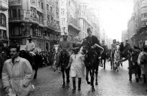 Cabalgata Madrid, 1948