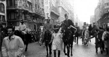 Cabalgata Madrid, 1948