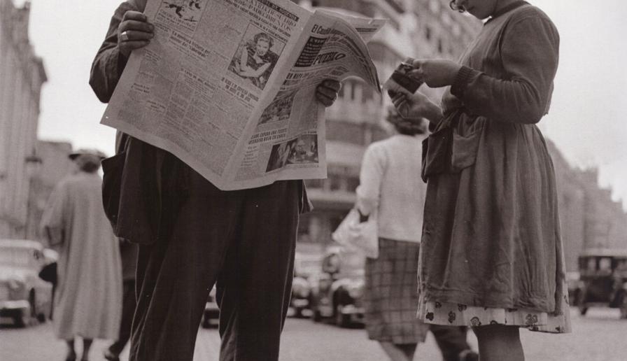 Prensa Madrid antiguo, catalá roca