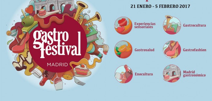 8º edición de Gastrofestival: La mejor gastronomía se cita en Madrid