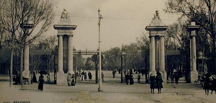 ¿Cuándo nació el Parque del Retiro?