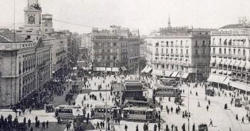 Puerta del So, calles