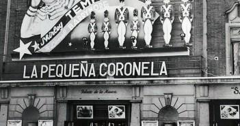 Primer cine en Madrid