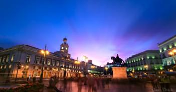Postal de la semana: Puerta del Sol