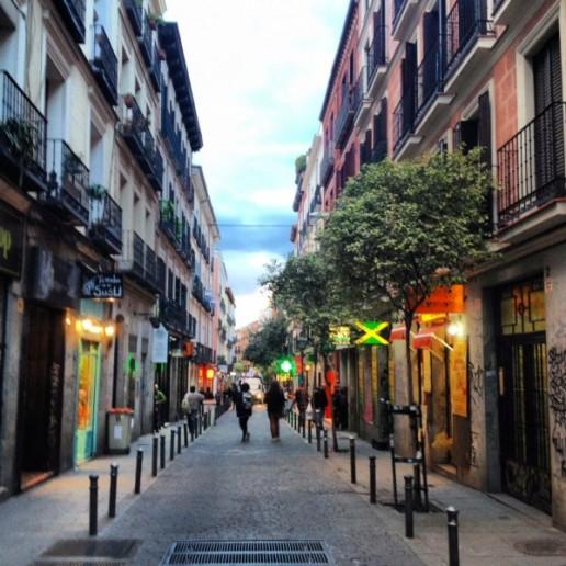 Espiritu Santo, Malasaña, Madrid.