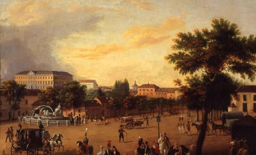 Madrid, 1830