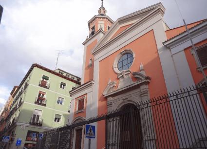 "Iglesia de San Lorenzo, conocida como ""de las chinches"":"