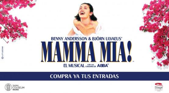 MAMMA MIA! en Madrid