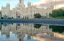 Palacio de Comunicaciones, Madrid. Guido Gutierrez