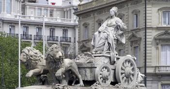 Cibeles y sus secretos, Madrid