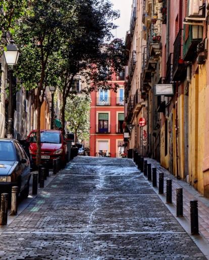 Secretos de Madrid, historias en Madrid