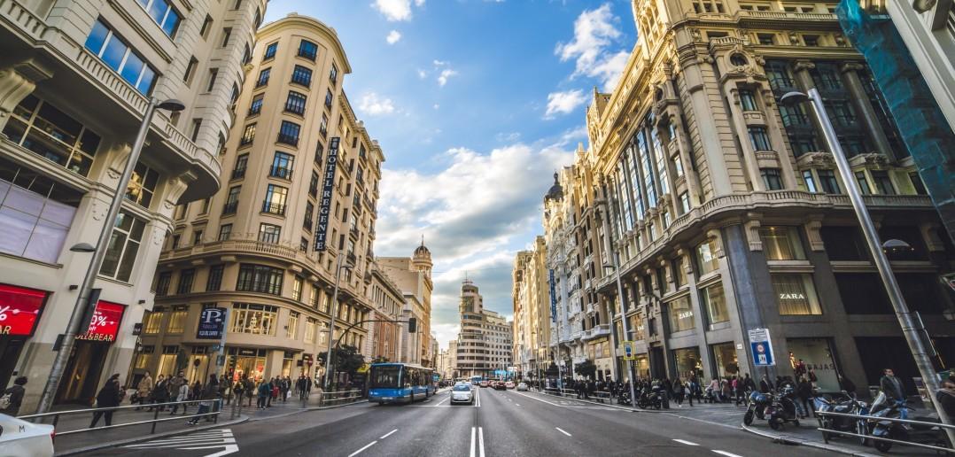 Gran Vía, Madrid (Foto de Adrián Herrero)