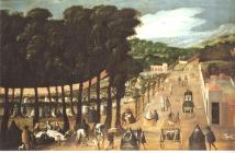 Madrid, Siglo XVII