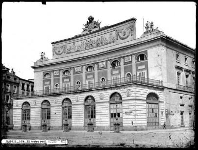 Teatro Madrid